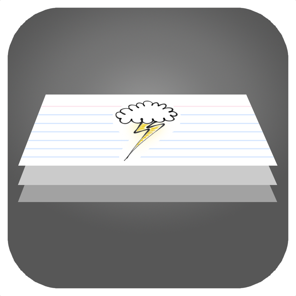 Cardflow Index Cards On Your Ipad Cube Hopper Mk2 Wiring Diagram High Resolution App Icon