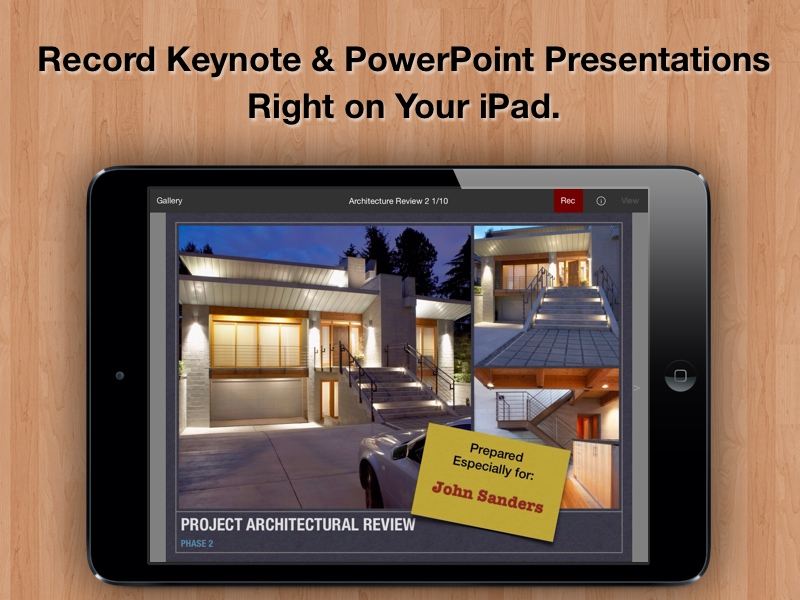 using a pdf in keynote