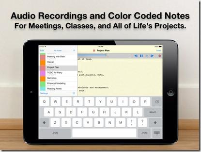 AudioNotebook