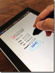 Inkport iPad