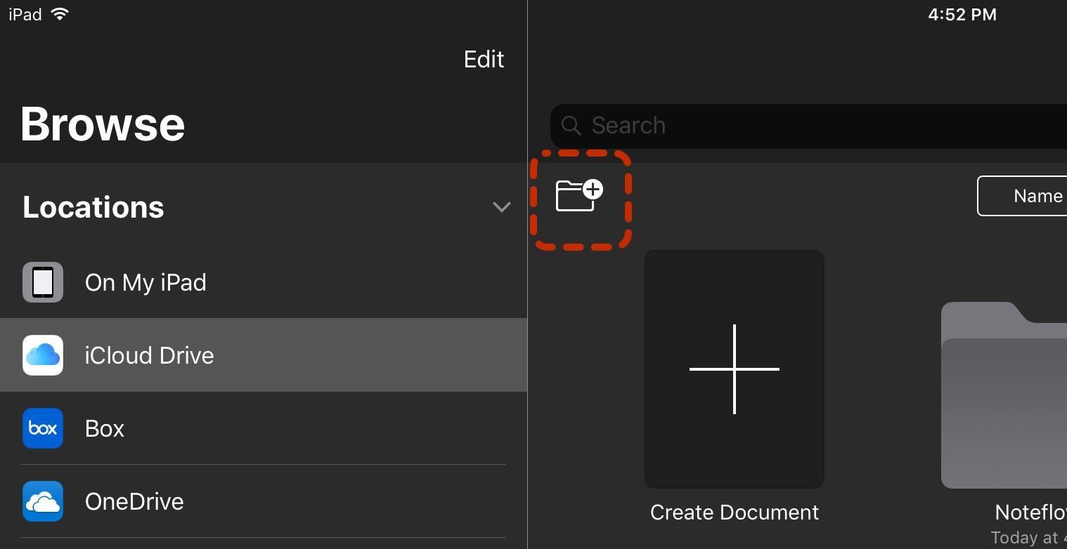 Noteflow Visual Notebook